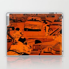To Live and Die in L.A Laptop & iPad Skin
