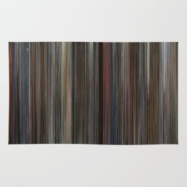Good Will Hunting Movie Barcode Rug