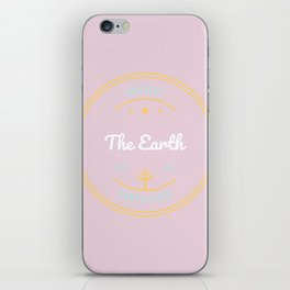 Protect the earth(3) iPhone Skin
