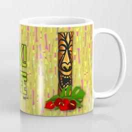 Tiki Pole Art #1 Coffee Mug