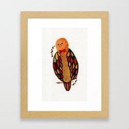 Jasper Framed Art Print
