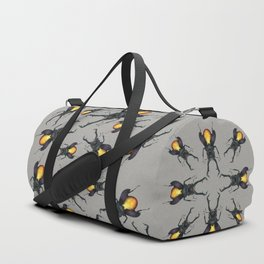 Amber Beetle Duffle Bag
