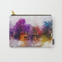 Toronto Canada Skyline Art Carry-All Pouch
