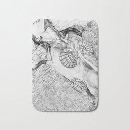 The Mermaid Bath Mat
