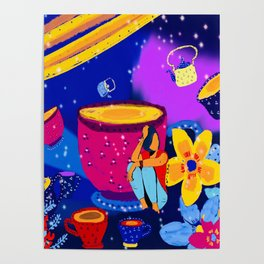My Cuppa Tea Poster