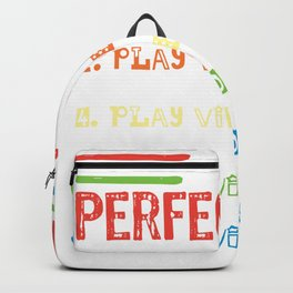 Play Video Games Day Backpack