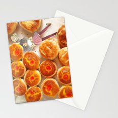 Coconut Tart Stationery Cards