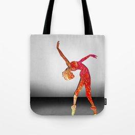 Move Dance Dance Class Dancer Ballet Gymnast Gymnastics Tote Bag