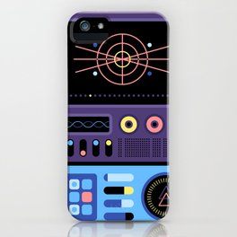 Device from another world #1 iPhone Case