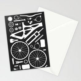 Bike Parts - Mojo Stationery Cards