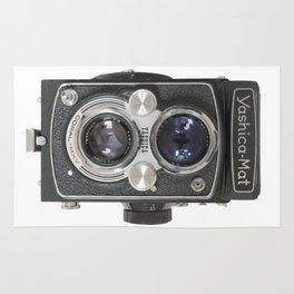 Yashica-Mat twin lens reflex Rug