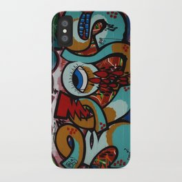 Weeping piece  iPhone Case