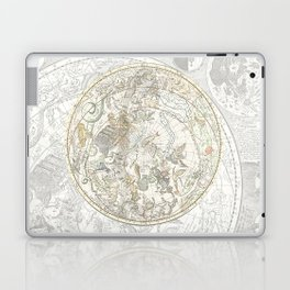 Star map of the Southern Starry Sky Laptop & iPad Skin