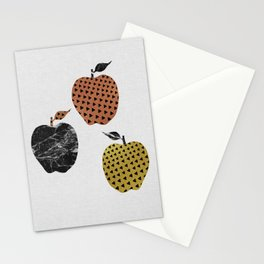 Apples Art Print Stationery Cards