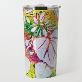 Leaves on the World Tree: Czechs Lípa ( Linden or Lime ) Travel Mug