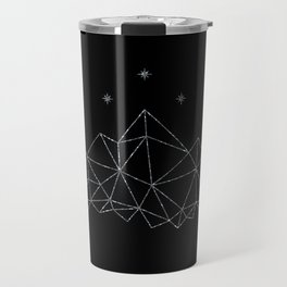 The Night Court insignia from A Court of Frost and Starlight Travel Mug