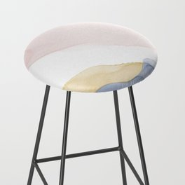 Dream Collection _ Blue Bar Stool
