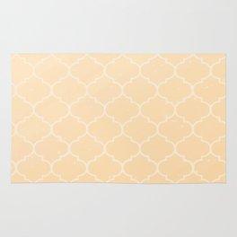 Fall Lattice Pattern Rug