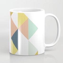 Modern Geometric Design Coffee Mug