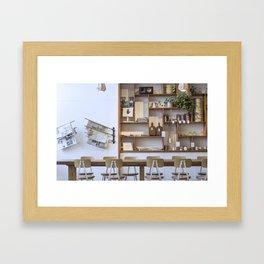 The Mill Morning Framed Art Print