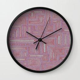 Fourteen Wall Clock