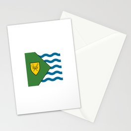 Flag of Vancouver Stationery Cards