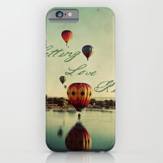 Letting Love Rise iPhone 6s Slim Case