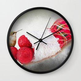 A Hummer of a Christmas Wall Clock
