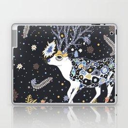 Silver Deer Laptop & iPad Skin