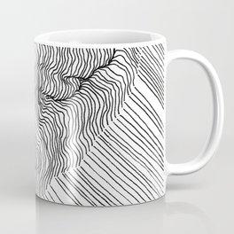 Rift Lines Coffee Mug