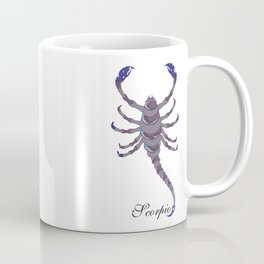 Starlight Scorpio Coffee Mug