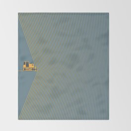 Marvin Heemeyer Throw Blanket