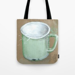 Melamine Mug » These are the things I use to define myself Tote Bag