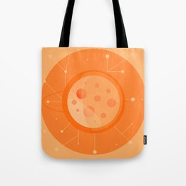 Planet B - Trappist System Tote Bag