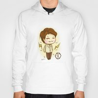 exo Hoodies featuring Pathcode EXO - Chen by Minnie Dreamer