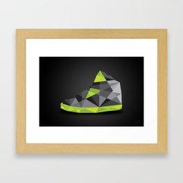 Cubist Osiris Bronx Framed Art Print