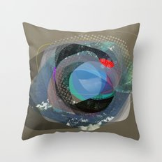 the abstract dream 13 Throw Pillow