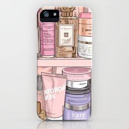 Pink Shelfie iPhone Case