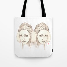 Listen 2 Cold Music Tote Bag