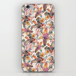 Floral Atmosphere iPhone Skin