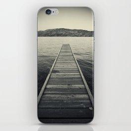 Pier iPhone Skin