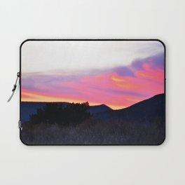 Desert Sunset Laptop Sleeve