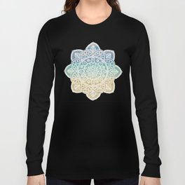 Beach Mandala Long Sleeve T-shirt