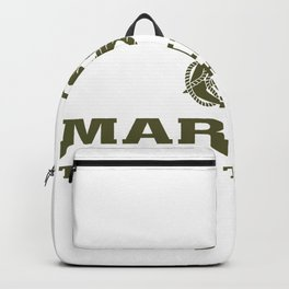 Marines The Few The Proud Backpack