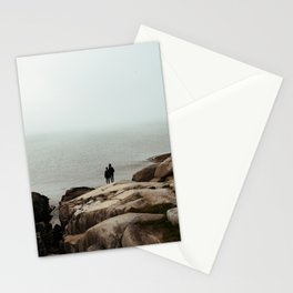 Tomorrow the world Stationery Cards