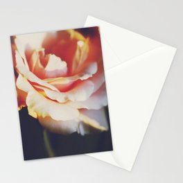 ORANGE FEELINGS Stationery Cards
