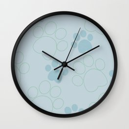 Dog !  Cool Designs Wall Clock