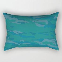 camuffare 5 Rectangular Pillow
