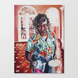 jamaica 4 Canvas Print