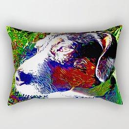 The Truffle Magician Rectangular Pillow